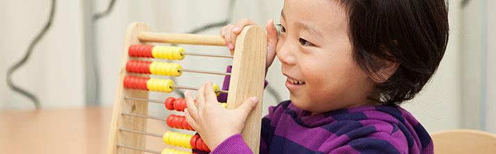 幼稚園受験コース(2歳~4歳)