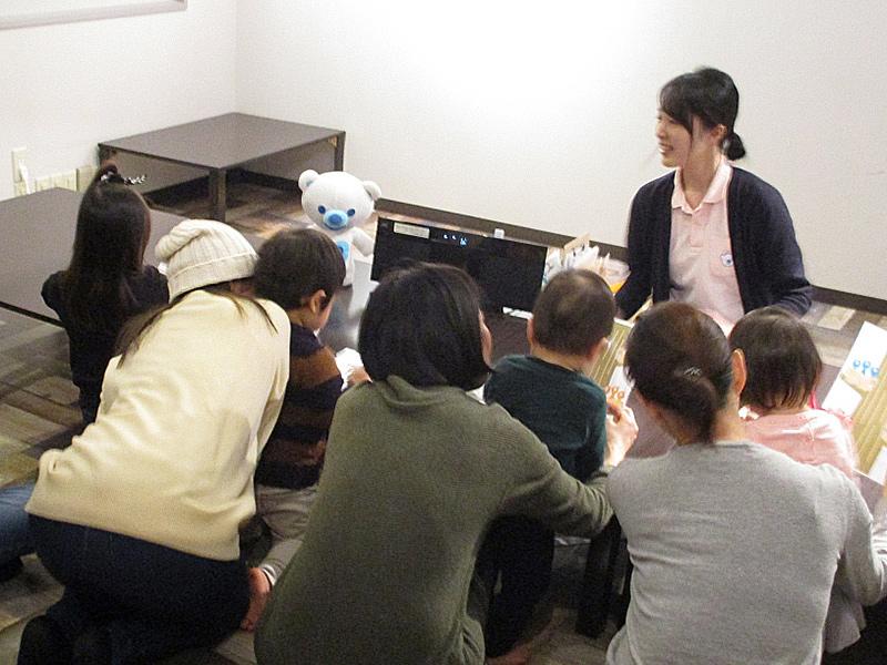 親子カフェイベント武蔵小山教室