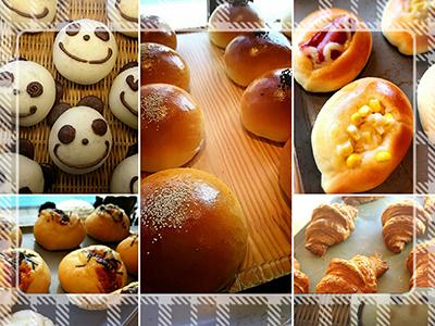 1日パン屋さん