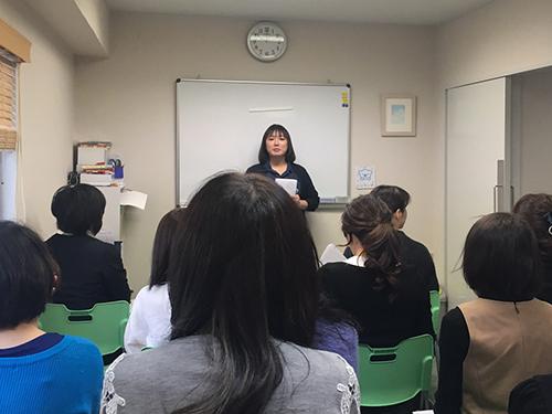表参道小学校受験seminar